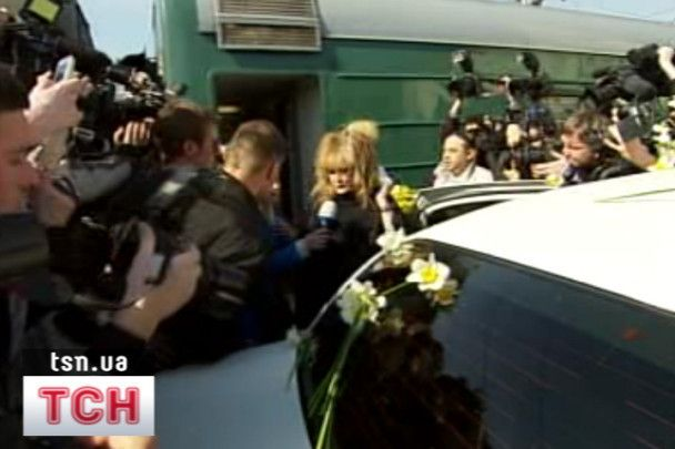 Алла Пугачова приїхала до Києва