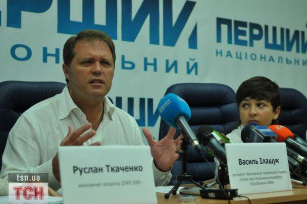 """Андранік Алексанян готується до перемоги у дитячому """"Євробаченні - 2009"""""""