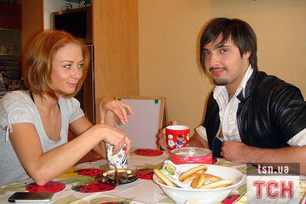 Віталій Козловський провідав партнерку по танцях Ксенію Горб