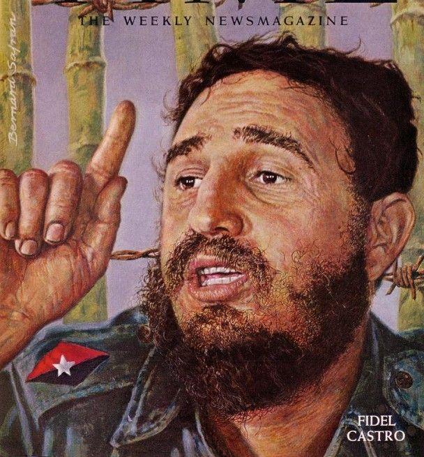 Фідель Кастро святкує 83-річчя