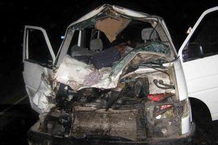 Аварія в Полтавській області