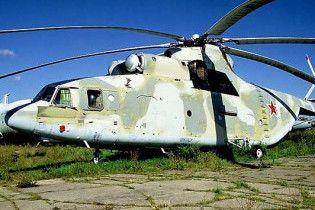 У Сьєрра-Леоне вибухнув гелікоптер