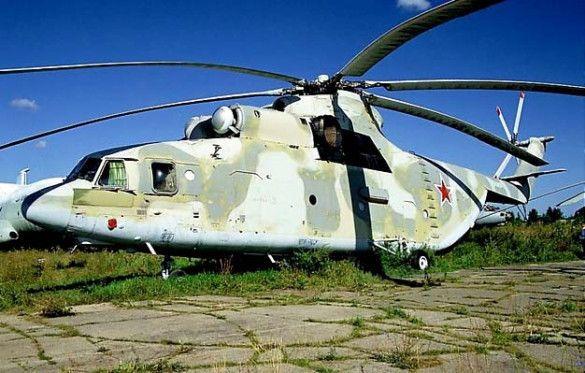 Гелікоптер МІ-8. Фото: airwar.ru
