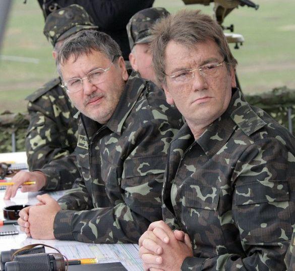 Ющенко, Гриценко