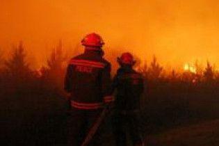 Канадські лісові пожежі перекинулися на житлові будинки