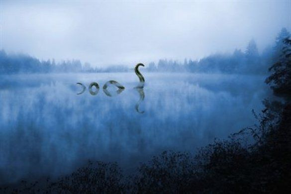 Чудовисько з озера