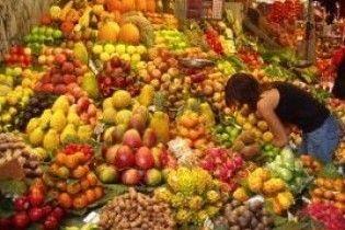 Євросоюз відмінив заборону на продаж овочів і фруктів неправильної форми