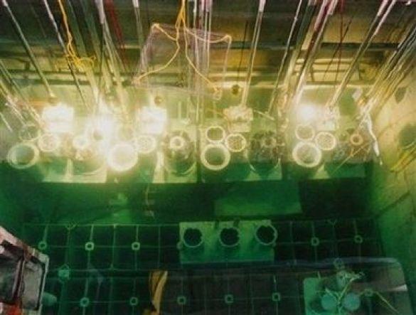 Ядерний реактор у Йонбені
