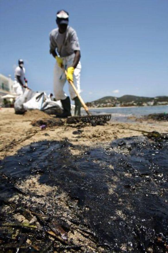 Розлив нафти