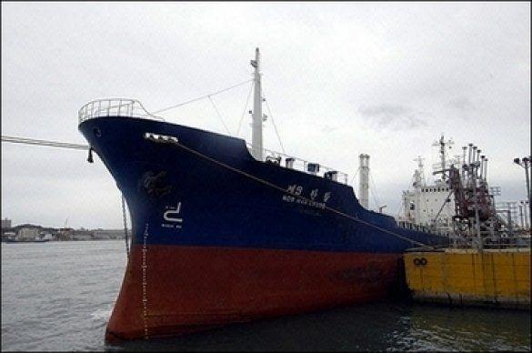 Південнокорейський танкер привіз нафту до Північної Кореї