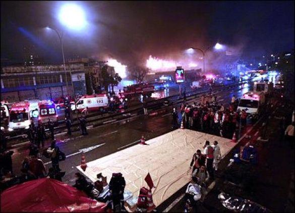 Авіакатастрофа в Бразилії