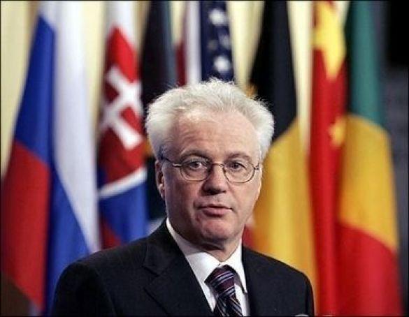 Віталій Чуркін, спеціальний представник Росії в ООН