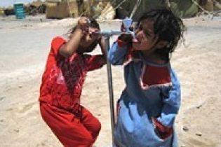 Гуманітарна криза в Іраку