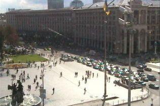 Торговців прогнали з Майдану