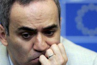 Каспаров у Криму побачив, як бреше російське телебачення