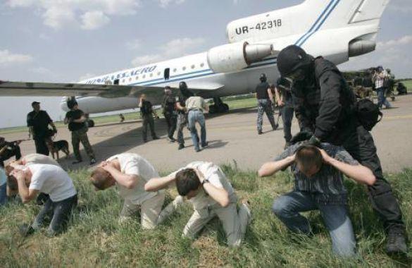 Антитерористичні навчання спецслужб