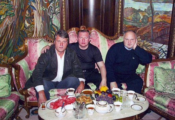 Сацюк Смешко Ющенко
