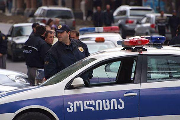 У Грузії при розгоні постраждало 589 осіб