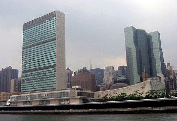 Штаб-квартира ООН (Фото: answers.com)