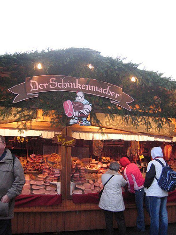 У Відні відкрився різдвяний базар