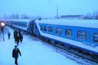 На Новий рік призначено 33 додаткових потяги (повний список)