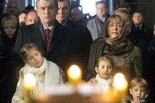 Християни України визнали Ющенка людиною року