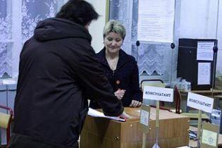 На виборах у Росії виявлено порушення
