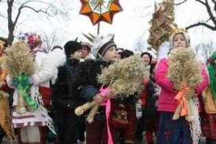 Православні відзначають Різдвяний Святвечір
