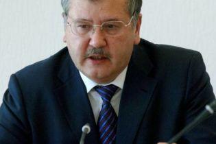 Гриценко: Ющенко может распустить ВР 3 октября