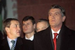Ющенко викликав Черновецького на килим