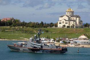 Ющенко обещает терпеть российский флот до конца (видео)