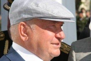 Лужков приїде в Севастополь на святування Дня флоту Росії