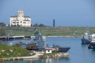 Украинцы считают, что ЧФ РФ должен покинуть Крым