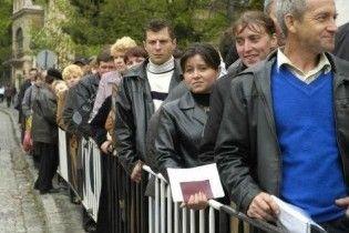 Уже в апреле украинцы будут сдавать отпечатки пальцев для въезда в ЕС