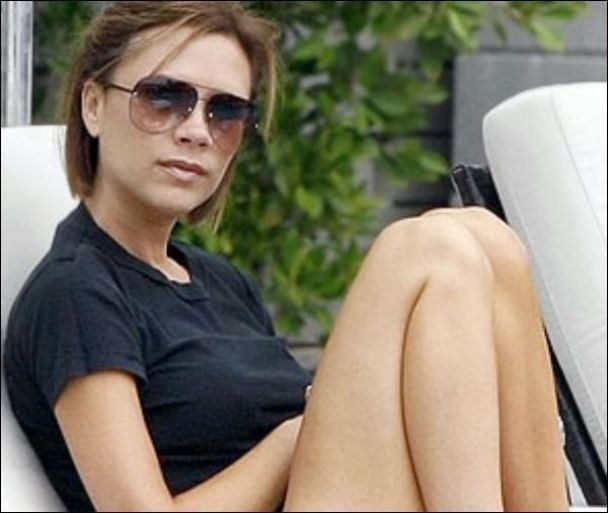 """У Вікторії Бекхем є """"стілець покарання"""" для дітей"""