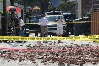 Каліфорнія пережила сильний землетрус