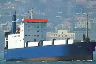 Стан здоров`я моряків Faina погіршився