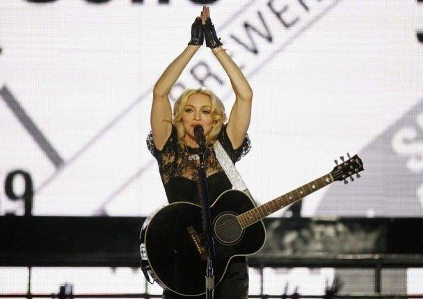 Мадонна стане обличчям Dolce&Gabbana