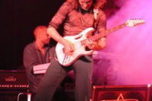 Гітарист Стів Вей відвідав Київ (відео)