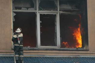 На Волині у будинку згоріла сім'я (відео, оновлено)