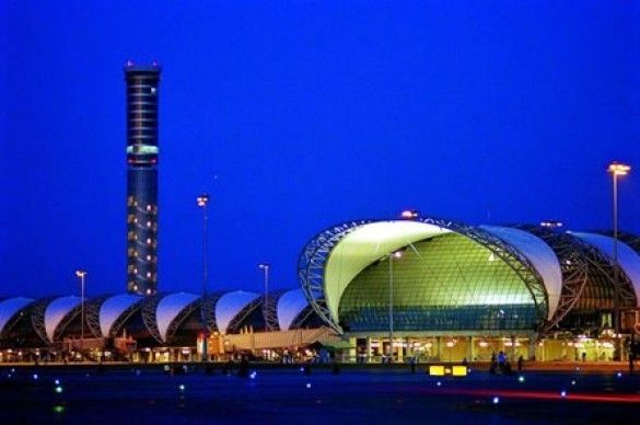 Аеропорт Бангкок