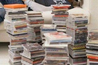 95% музики скачується з Інтернету незаконно