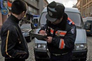 Водії-порушники сплатили уже майже 130 млн. грн. штрафів