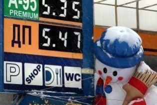 З 1 січня бензин буде дорожчим