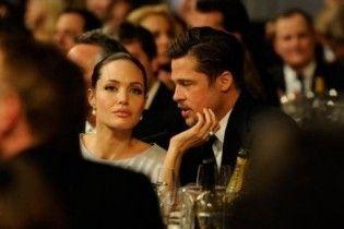 """Джолі і Пітта """"обламали"""" з нагородами"""