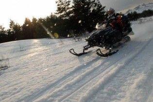 В Карпатах існує небезпека сходу снігових лавин