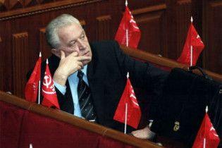 Грача вигнали з президії ЦК Компартії