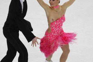 Російська фігуристка показала стриптиз на льоду