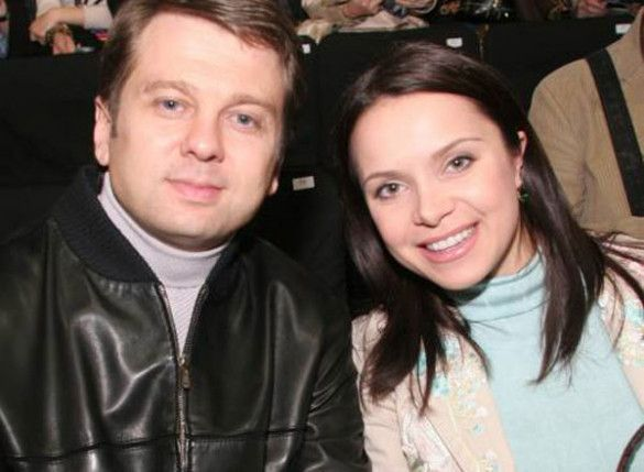 Лілія Подкопаєва, Тимофій Нагорний
