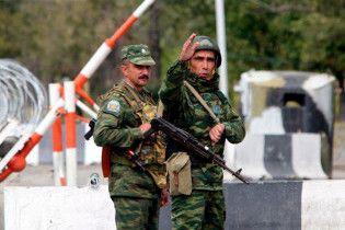 В Абхазії відзначають річницю приходу російських прикордонників